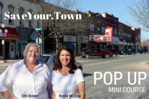 POP UP Mini Course Ad